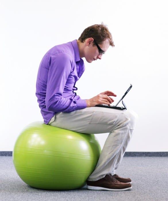 A dinamikus ülőpárna előnyei. Hogyan használjam? | Fizioart