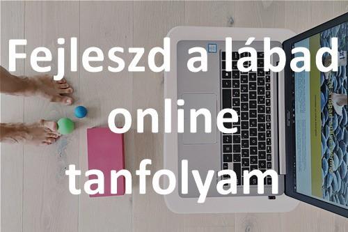 Láb online tanfolyam